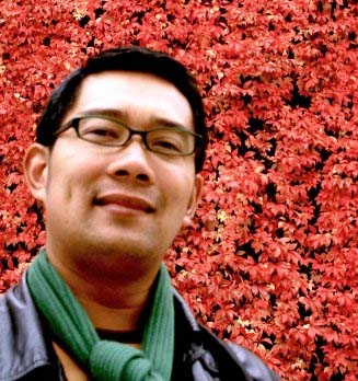 Ridwan Kamil--prinsipal Urbane Indonesia