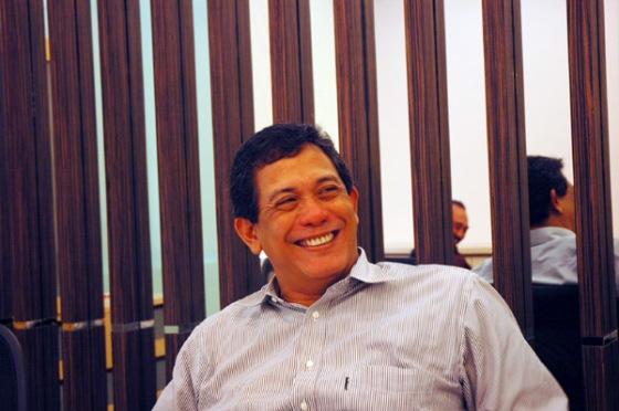 Ari Saptari Hudaya, Presdir PT. Bumi Resources