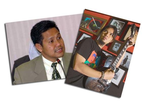 Cak Imin & Ahmad Dhani